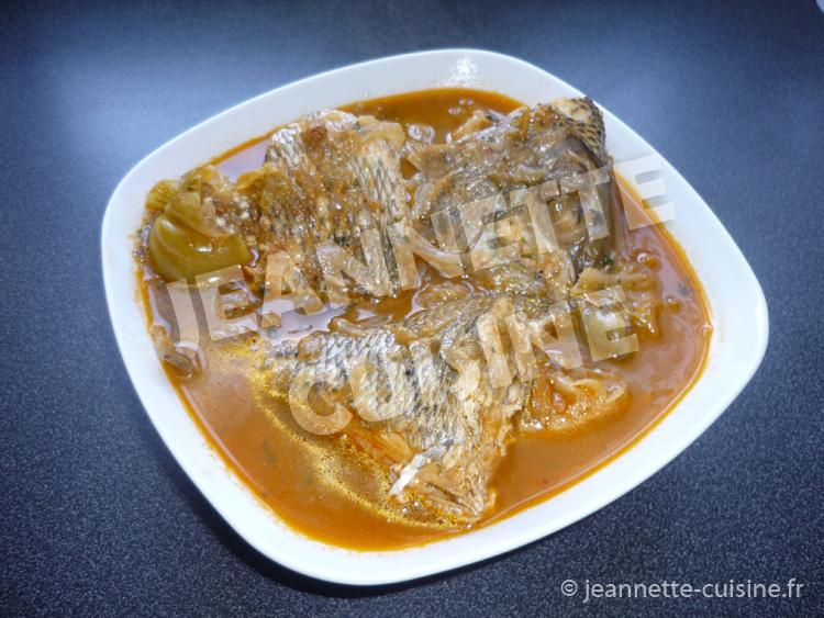 p 232 p 232 soupe de poisson 171 plat africain 171 jeannette cuisine