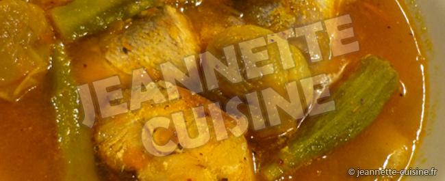 Attiéké huile rouge - Cuisine africaine