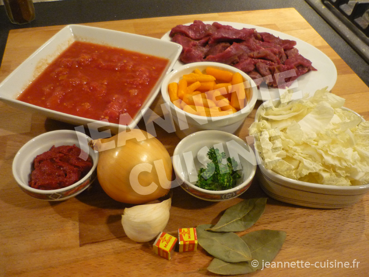 Riz Gras Au Bœuf Ou Au Poulet Plat Africain Jeannette Cuisine
