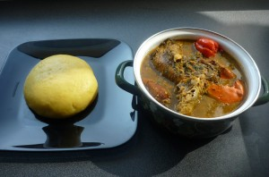 Recette africaine n'tro