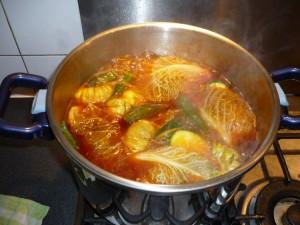 Tiep bou dienn - légumes