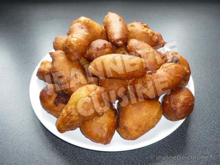 Aller retour beignets ivoiriens ap ritif jeannette cuisine - Recette de cuisine cote d ivoire ...