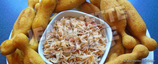 Aller - retour aux macaronis - Jeannette Cuisine
