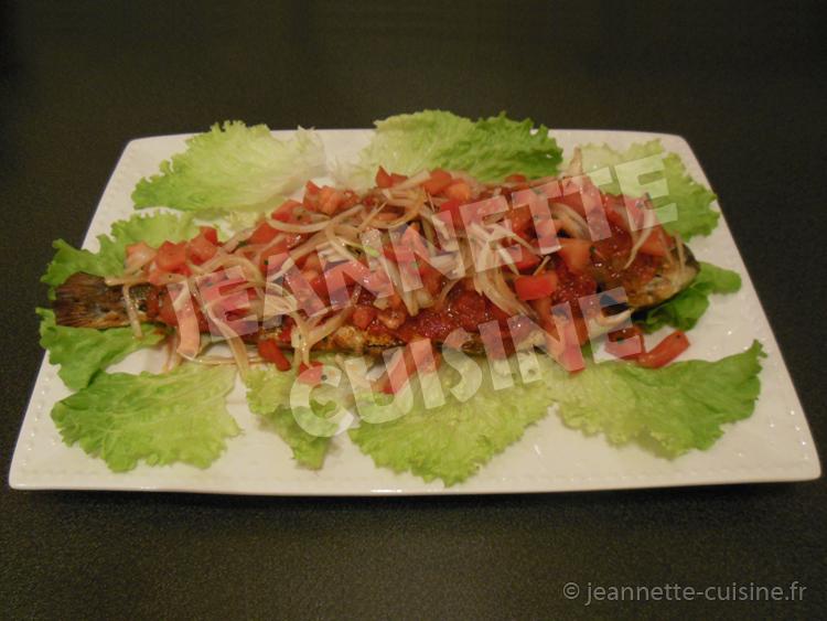 Poisson brais au four ou au barbecue plat africain jeannette cuisine - Pomme de terre a la braise ...