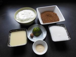 Dégué - Les ingrédients du dessert ivoirien