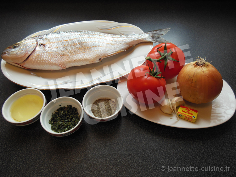 quel légume avec le poisson