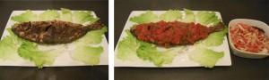 Poisson braisé - Jeannette Cuisine