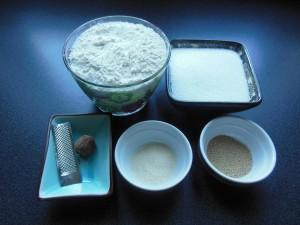 Ingredient des Tratras - Les beignets ivoiriens