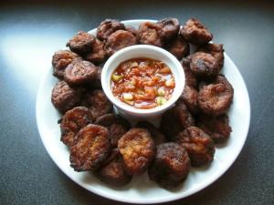 Claclo beignets ivoiriens - Jeannette Cuisine