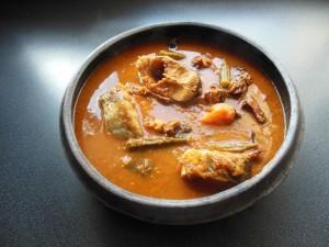 La sauce ivoirienne gnangnan