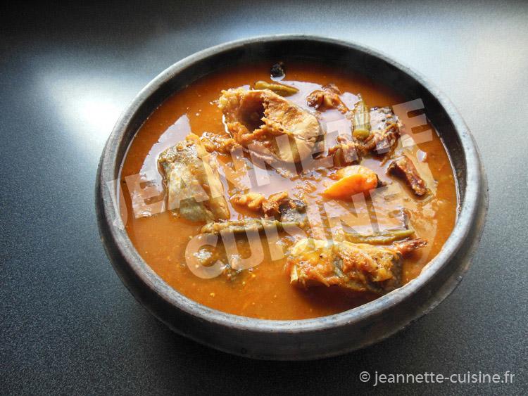 La Sauce Gnangnan Plat Africain Jeannette Cuisine