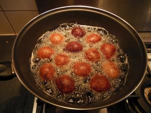 Bofloto - Faire frire dans l'huile