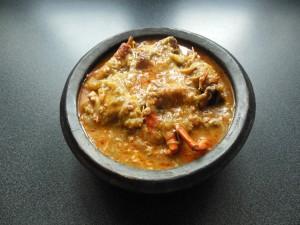 Sauce gombo plat ivoirien
