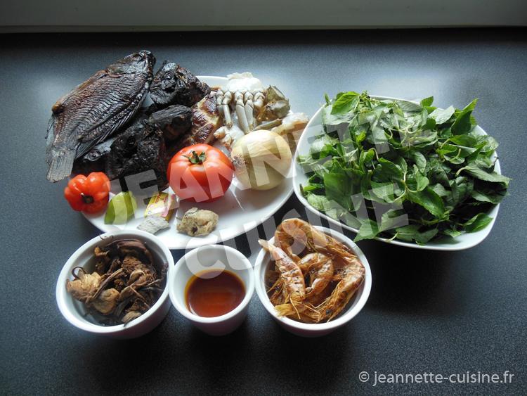 La sauce kplala plat africain jeannette cuisine for Cuisine incorporee rouge