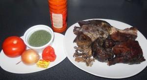 Ingrédient de la sauce feuille au baobab-Baobab-Feuille