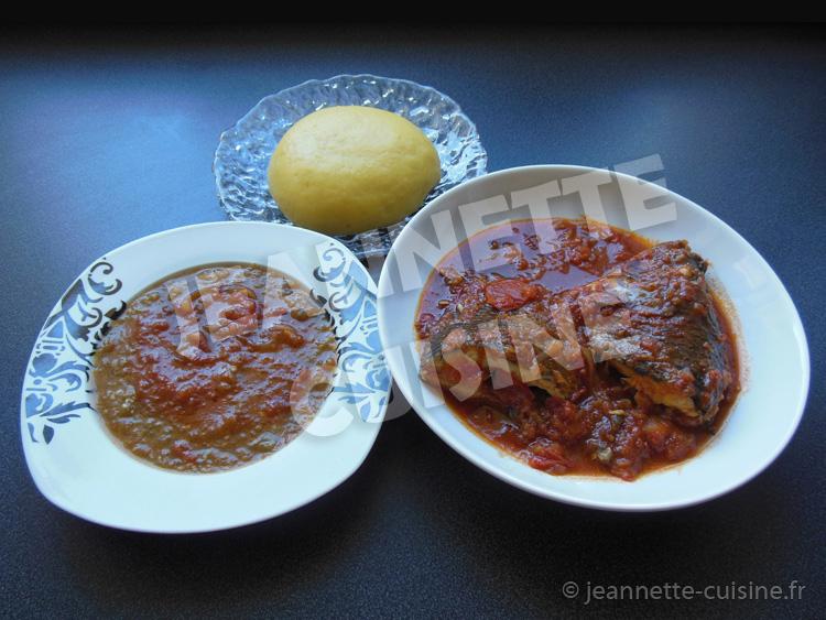 Bi kosseu plat africain jeannette cuisine - Recette de cuisine cote d ivoire ...